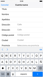 Crea una cuenta - Apple iPhone 6s - Passo 20