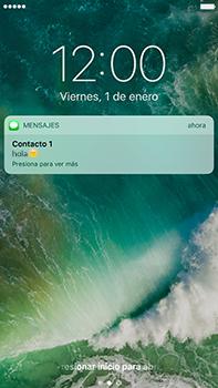 Pantalla de bloqueo - Apple iPhone 7 Plus - Passo 7