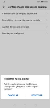 Desbloqueo del equipo por medio del patrón - Huawei Mate 20 Pro - Passo 11