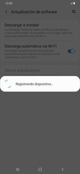 Actualiza el software del equipo - Samsung Galaxy A50 - Passo 7