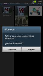 Transferir fotos vía Bluetooth - Samsung Galaxy S 3  GT - I9300 - Passo 11