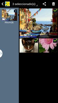 Transferir fotos vía Bluetooth - Samsung Galaxy Note Neo III - N7505 - Passo 9