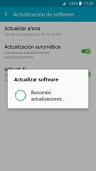 Actualiza el software del equipo - Samsung Galaxy S6 - G920 - Passo 9