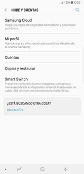 Desactivar la sincronización automática - Samsung Galaxy Note 8 - Passo 5
