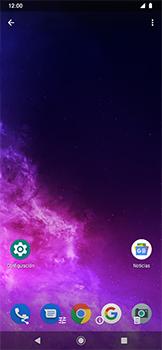 Tomar una captura de pantalla - Motorola One Zoom - Passo 11