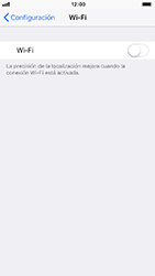 Configura el WiFi - Apple iPhone 8 - Passo 4