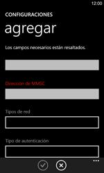Configura el Internet - Nokia Lumia 925 - Passo 17