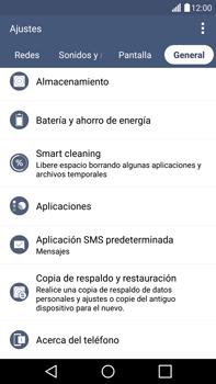Actualiza el software del equipo - LG G4 - Passo 6