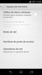 Desactiva tu conexión de datos - Sony Xperia E3 D2203 - Passo 6