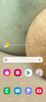Cómo bloquear llamadas - Samsung Galaxy A12 - Passo 1