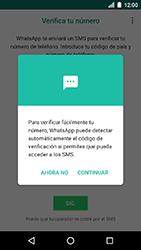 Configuración de Whatsapp - LG K8 (2017) - Passo 10
