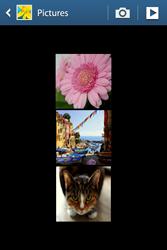 Transferir fotos vía Bluetooth - Samsung Galaxy Fame Lite - S6790 - Passo 5