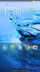 Bloqueo de la pantalla - Acer Liquid Z410 - Passo 5