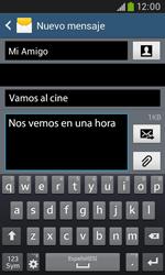 Envía fotos, videos y audio por mensaje de texto - Samsung Galaxy Trend Plus S7580 - Passo 12