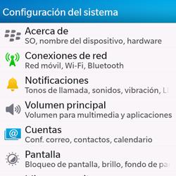 Configura el WiFi - BlackBerry Q10 SQN100 – 1 - Passo 4