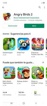 Instala las aplicaciones - Samsung Galaxy A51 - Passo 18