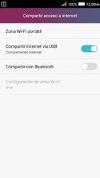 Comparte la conexión de datos con una PC - Huawei Y3 II - Passo 8