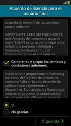 Activa el equipo - Samsung Galaxy Zoom S4 - C105 - Passo 6