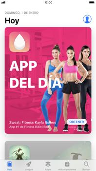 Instala las aplicaciones - Apple iPhone 7 Plus - Passo 3