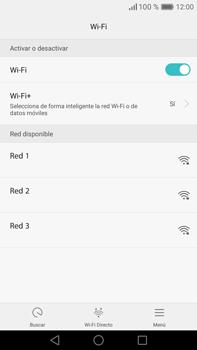 Configura el WiFi - Huawei Mate 8 - Passo 5