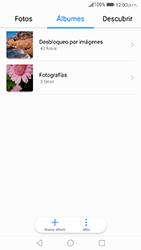Transferir fotos vía Bluetooth - Huawei P10 - Passo 4
