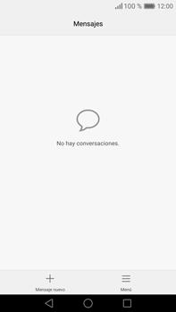 Envía fotos, videos y audio por mensaje de texto - Huawei Mate 8 - Passo 4