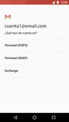 Configura tu correo electrónico - Motorola Moto G5 - Passo 11