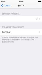 Configura tu correo electrónico - Apple iPhone SE - Passo 20