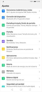 Desactiva tu conexión de datos - Huawei P30 Pro - Passo 2