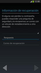 Crea una cuenta - Samsung Galaxy Zoom S4 - C105 - Passo 13