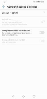 Configura el hotspot móvil - Huawei Y7 2019 - Passo 5