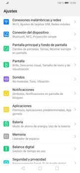 Limpieza de aplicación - Huawei P30 - Passo 2