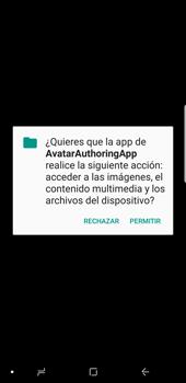 Creación de Avatars - Samsung Galaxy S9 Plus - Passo 9