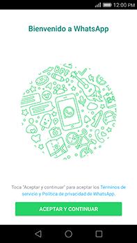 Configuración de Whatsapp - Huawei G8 Rio - Passo 4