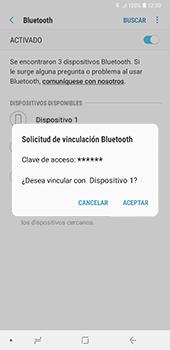 Conecta con otro dispositivo Bluetooth - Samsung A7 2018 - Passo 8