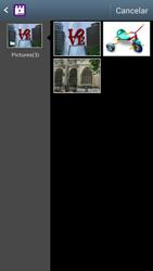 Envía fotos, videos y audio por mensaje de texto - Samsung Galaxy S 3  GT - I9300 - Passo 17