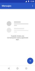 Envía fotos, videos y audio por mensaje de texto - Motorola Moto E5 Play - Passo 3