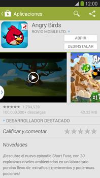 Instala las aplicaciones - Samsung Galaxy Note Neo III - N7505 - Passo 20