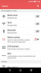 Desactiva tu conexión de datos - HTC Desire 530 - Passo 3