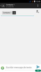 Envía fotos, videos y audio por mensaje de texto - Acer Liquid Z410 - Passo 7
