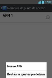 Configura el Internet - LG L4 II - Passo 10