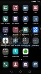 Configuración de Whatsapp - Huawei P8 - Passo 3