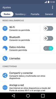 Comparte la conexión de datos con una PC - LG G4 - Passo 4