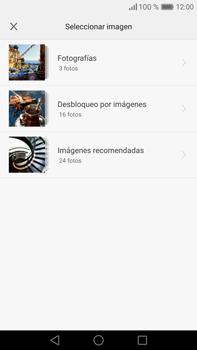 Envía fotos, videos y audio por mensaje de texto - Huawei Mate 8 - Passo 15