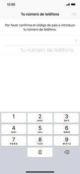 Configuración de Whatsapp - Apple iPhone XS Max - Passo 7