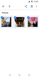 Transferir fotos vía Bluetooth - Motorola Moto E5 Play - Passo 8