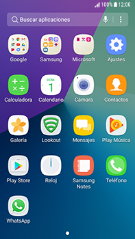 Configuración de Whatsapp - Samsung Galaxy J7 Prime - Passo 3