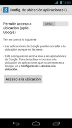 Uso de la navegación GPS - Motorola RAZR HD  XT925 - Passo 9
