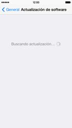 Actualiza el software del equipo - Apple iPhone 5c - Passo 7