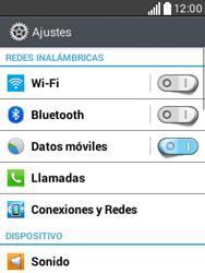 Configura el Internet - LG L20 - Passo 4